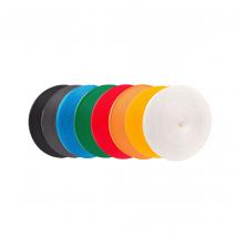 Sjorband 100 meter - Breedte, werklast en kleur naar keuze