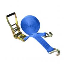 Spanband 50 mm. 4 ton 9M Blauw