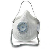 Stofmasker Moldex 255501 FFP3 NR D met uitademventiel