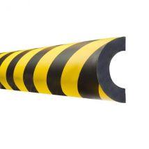 Stootrand pijpbescherming magnetisch 30-50 mm