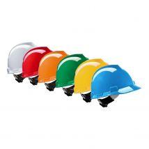 Veiligheidshelm MSA V-gard 500 Fas-Trac III - Kleur naar keuze