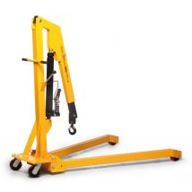 Werkplaatskraan inklapbaar 250 - 1000 kg