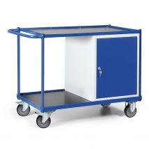 Werkplaatswagen 300 kg 1150 x 600 x 840 mm - deur