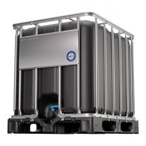 IBC Container Nieuw 600 liter Werit PROTECline Zwart - UV-bestendig