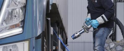 3 tips voor het tanken van LNG voor een vrachtwagen