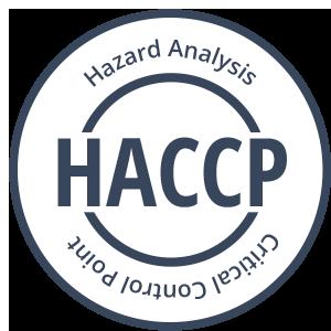 HACCP gecertificeerd